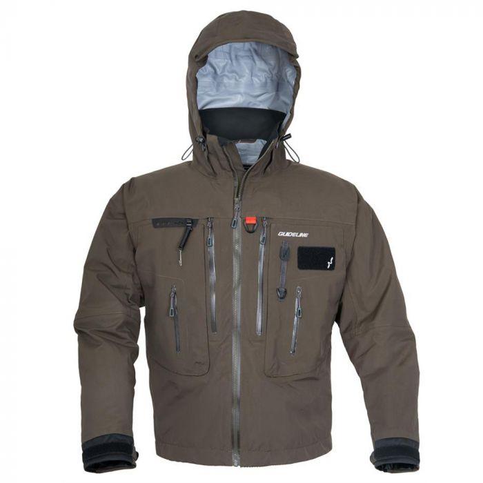 Guideline Alta Jacket Watjacke, braunoliv