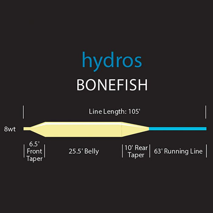 Orvis Hydros Bonefish Fly Line
