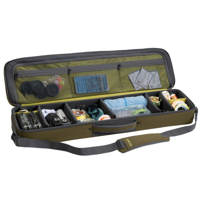 Orvis Safe Passage Carry It All Large-Olive Grey