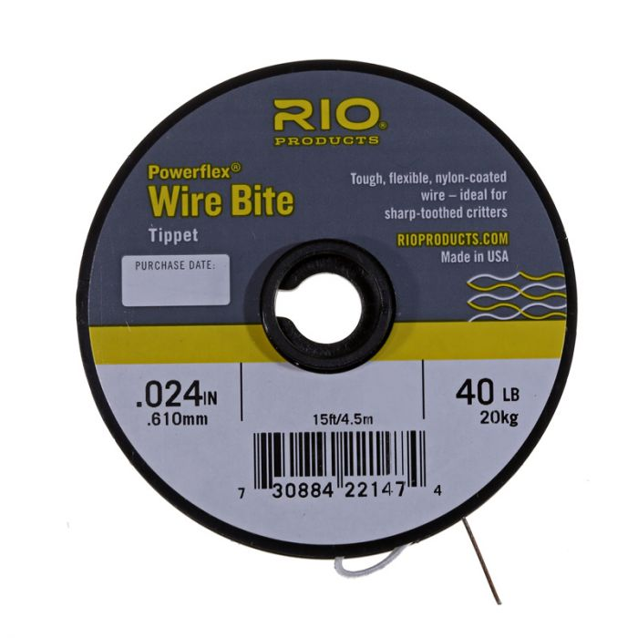 RIO Powerflex Wire Tippet