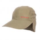 Simms Gallatin Sunshield Cap, tan