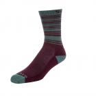Simms Damen Merino Lightweight Hiker Socken, garnet