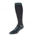 Simms Damen Merino Thermal OTC Socken, seafoam