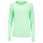 Simms Donna Solarflex Crewneck Shirt, melon