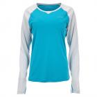 Simms Donna Solarflex Crewneck Shirt, meridian heather