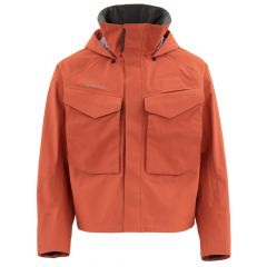 Simms Guide Jacket 2018, simms orange