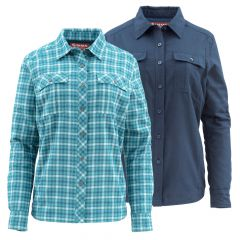 Simms Womens Guide Insulated Shirts