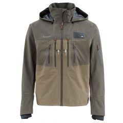 Simms G3 Guide Tactical Jacket, dark olive