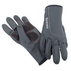 Simms Guide Windbloc Flex Glove, raven