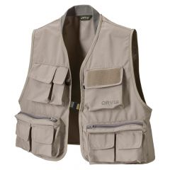 Orvis Clearwater Vest, stone