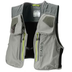 Orvis Ultralight Vest, storm gray