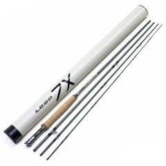 Loop 7X Canne da mosca - Medium Fast & Fast Action Fly Rods, Pesca a mosca