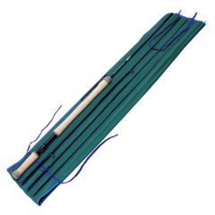 Pieroway Metal Detector 12'0 510 grains Skagit Rod, canna da mosca, 2a mano