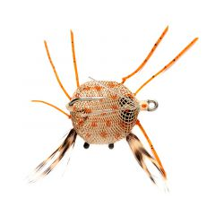 Flexo Crab, orange