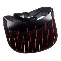 Ahrex Stripping Basket Flexi-Stripper, black/red, Fly Fishing
