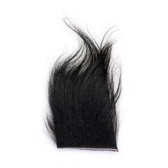 Almost Monkey Hair, black