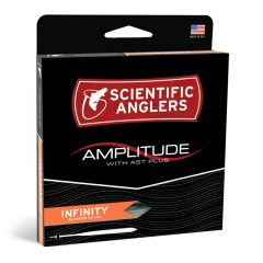 Scientific Anglers Amplitude Infinity WF Fly Line, floating