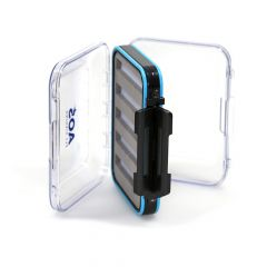 AOS Premium Double Microslot Fliegenbox, 5 Stege