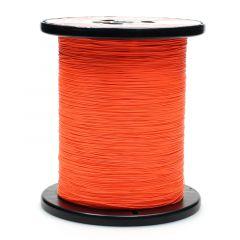 Dacron Backing / Bulk Spool, orange