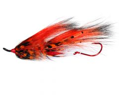 BC Steelhead Foxee Prawn, GP orange