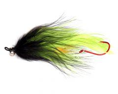 BC Steelhead Guide Intruder, chartreuse