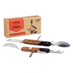 Wild & Wolf Camping Cutlery Tool Campingbesteck