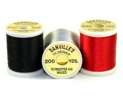 Danville's Prewaxed Thread 70 Denier