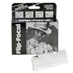 Flip-Focal 2.5x clip on magnifier
