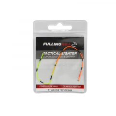 Fulling Mill Tactical Sighter, Orange & Yellow