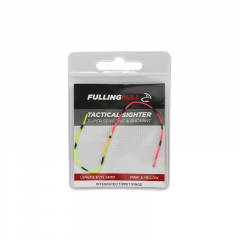 Fulling Mill Tactical Sighter, Yellow & Pink