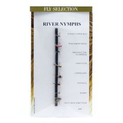Fulling Mill River Nymphs Fly Selection