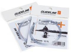 Guideline Power Strike+ Nylon Trout Leader | 12ft.