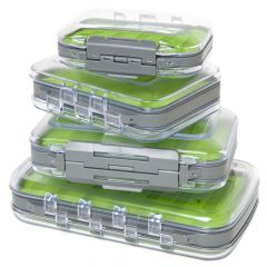 Guideline Double Side Silicone Fly Boxes