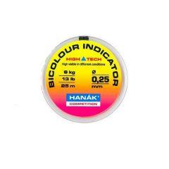 Hanak Bicolor Strike Indicator, yellow/pink