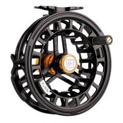 Hardy Ultradisc UDLA Fly Reel, black/orange