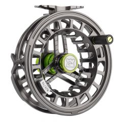 Hardy Ultradisc UDLA Fly Reel, gunmetal green