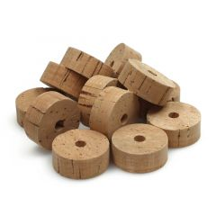 Corkrings Flor Grade, 13 mm