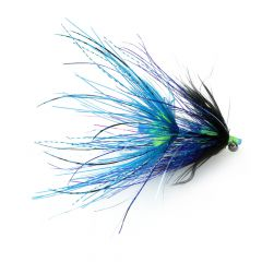 CK Steelhead Intruder Tube, purple, blue & chartreuse