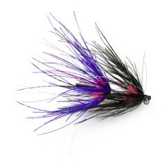 CK Steelhead Intruder Tube, black & purple