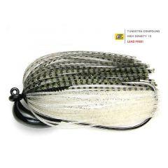 Keitech Rubber Jig Modell III, Silver Flash Minnow