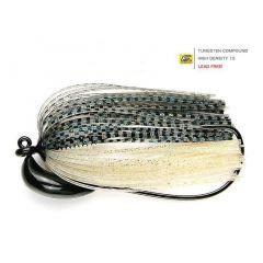 Keitech Rubber Jig modell III, Bluegill Flash
