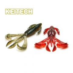"Keitech Crazy Flapper 3.6"" Soft Baits"