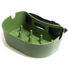 Linekurv Stripping Basket, green - Fly Fishing, Sea Trout