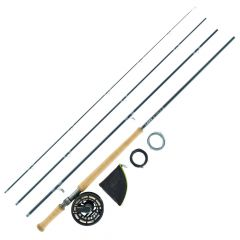Loop Q Rod & Reel Double Hand Fly Fishing Kit