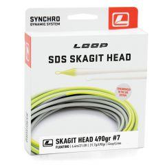 Loop Synchro Skagit Heads Schussköpfe, schwimmend