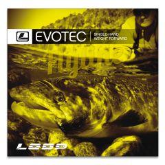 Loop Evotec 100 WF-Fliegenschnur, Float