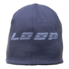 Loop Reversible Beanie, grey green