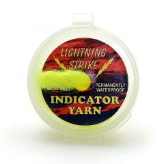 Lightning Strike Yarn Bissanzeiger, gelb