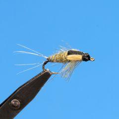 MP 34 - CDC mayfly nymph, tan