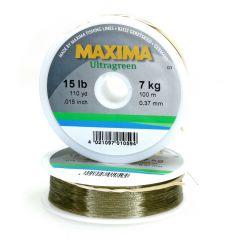 Maxima Ultragreen Tippet, 100m Spools